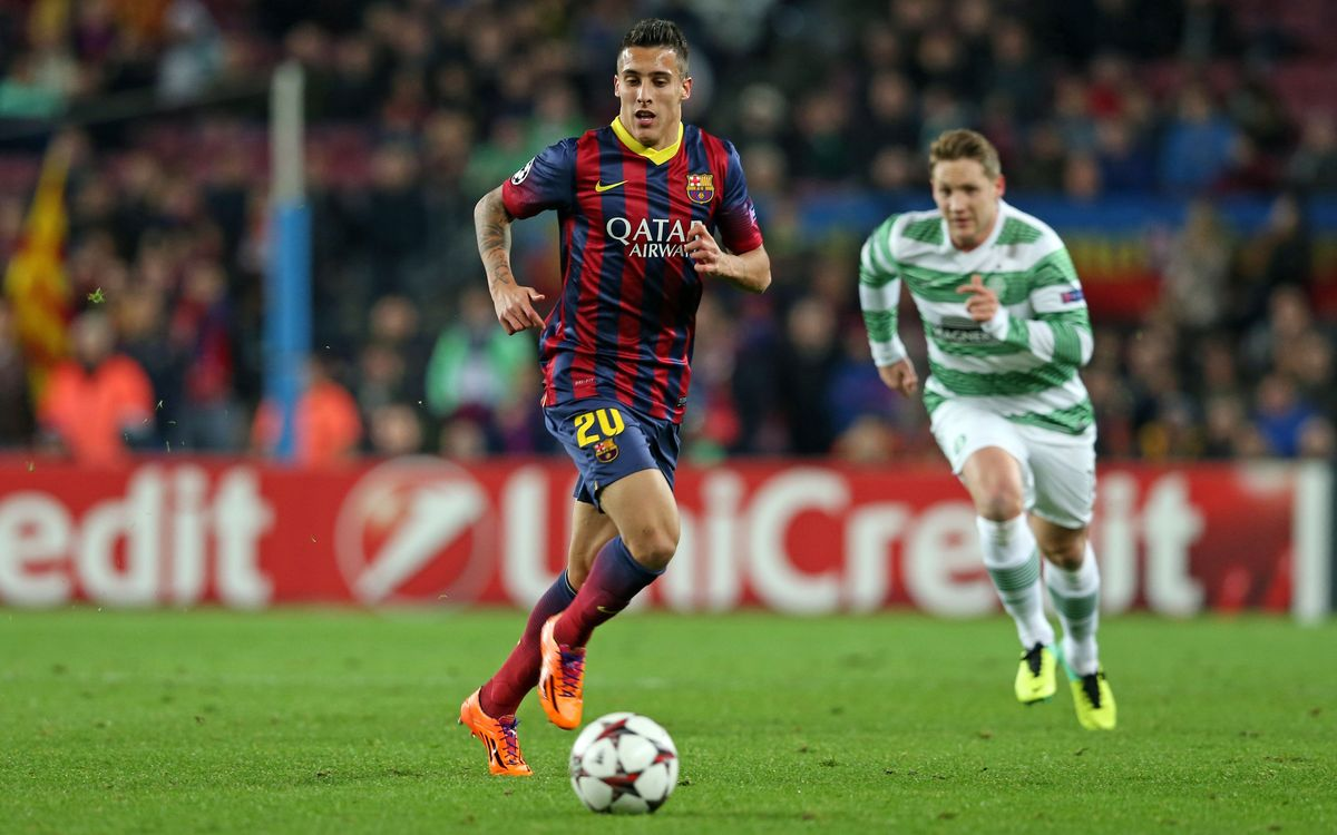 Agreement with Fiorentina for the loan of Cristian Tello