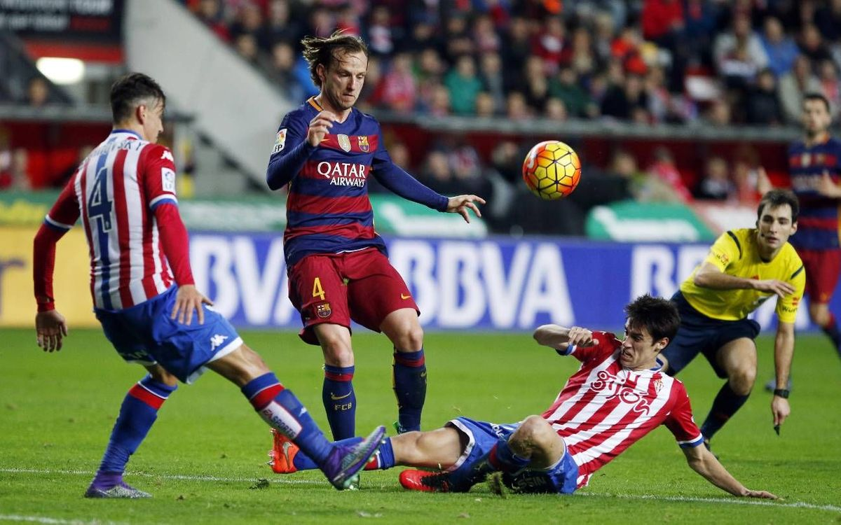 Talking points from the 3-1 win at Sporting Gijón