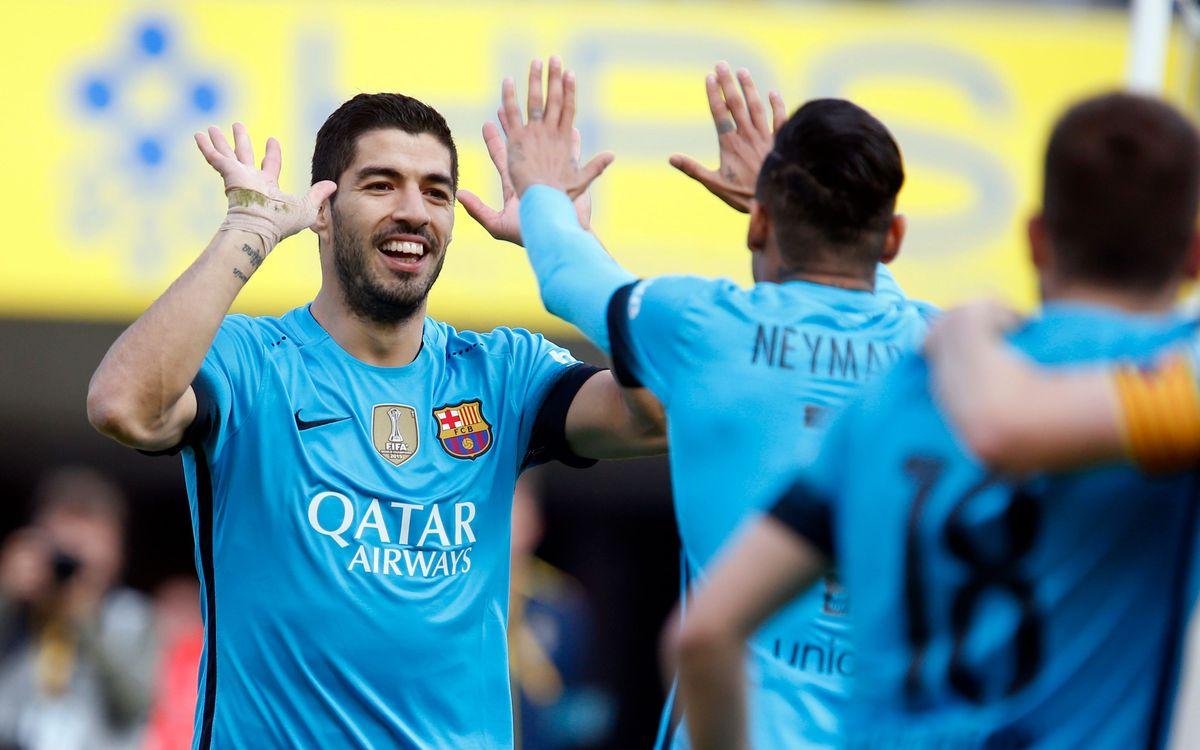 UD Las Palmas - FC Barcelona: Patint també saben guanyar (1-2)