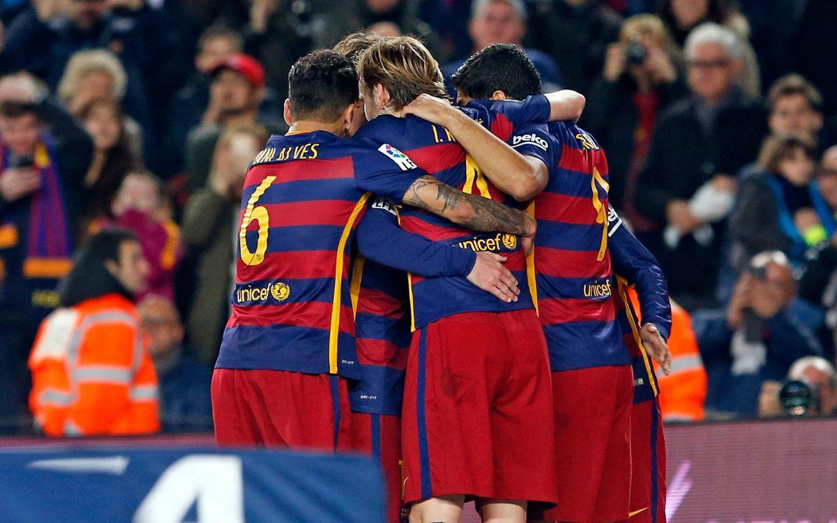 FC Barcelona – Real Betis: Fiesta de fin de año en el Camp Nou (4-0)