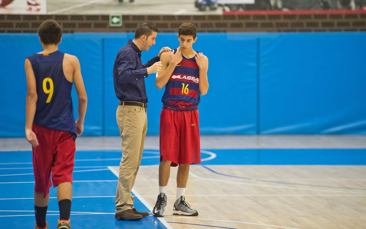 El repàs a l'actualitat del bàsquet formatiu blaugrana (setmana 18)