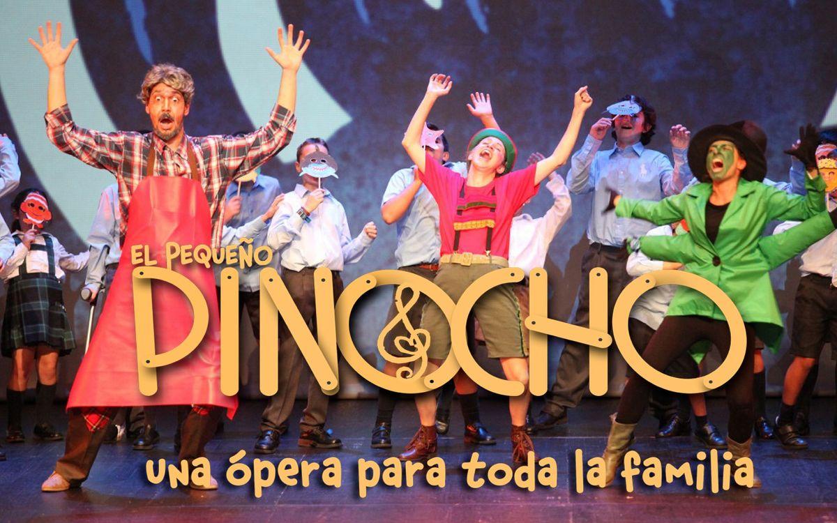 'El pequeño Pinocho' en el Teatre Condal