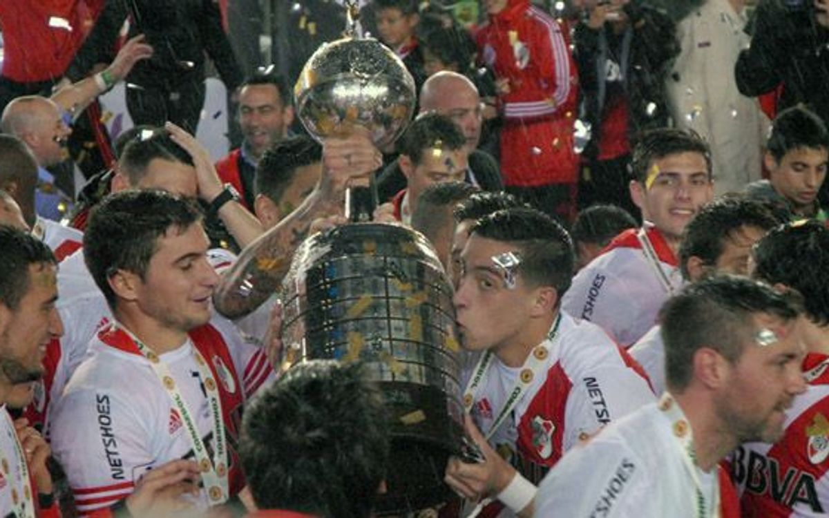 From relegation to the Club World Cup: River Plate back with a bang