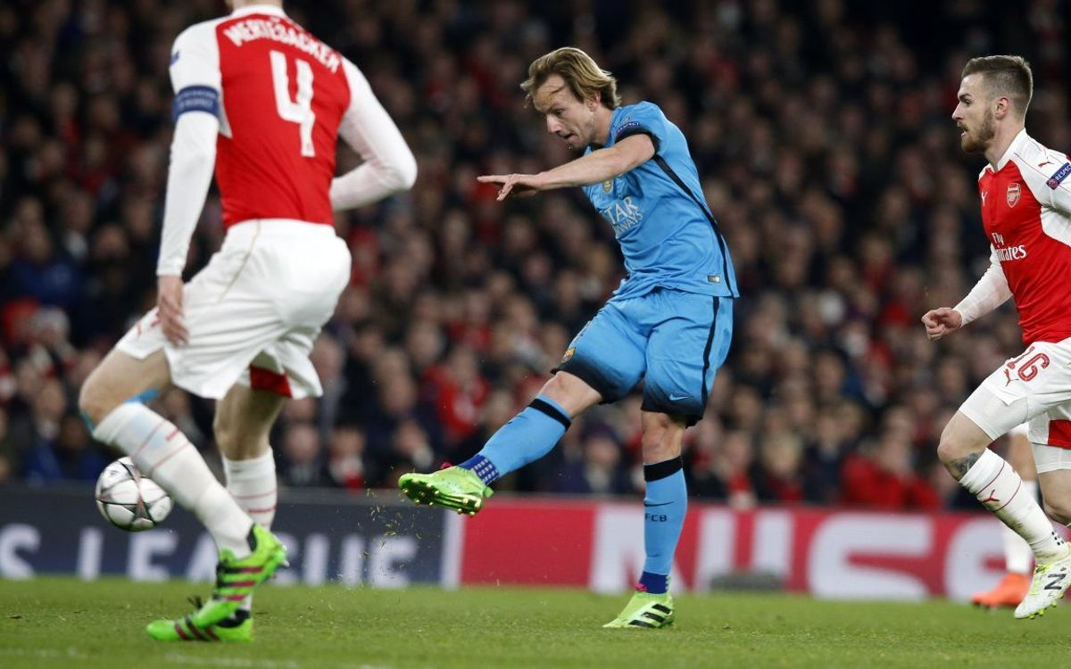 Did you notice? A handful of observations from Arsenal v FC Barcelona