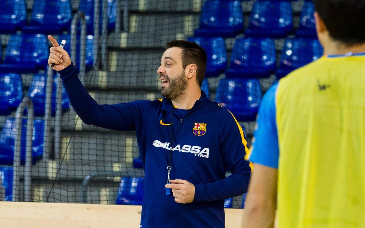 """Ricard Muñoz i Lucas Ordoñez: """"El SHUM juga amb criteri, és intens"""""""