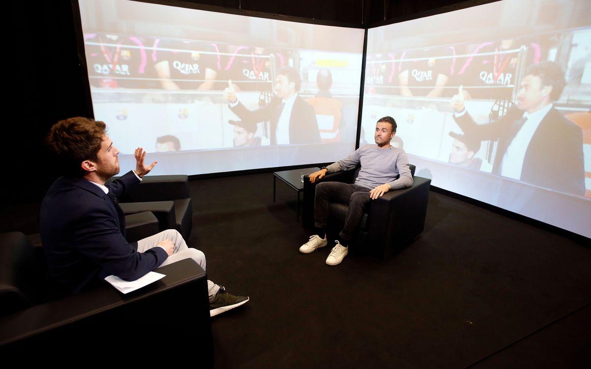 Ten quotes from Luis Enrique interview