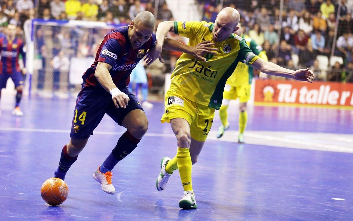 La Copa i el Jaén, una espina clavada