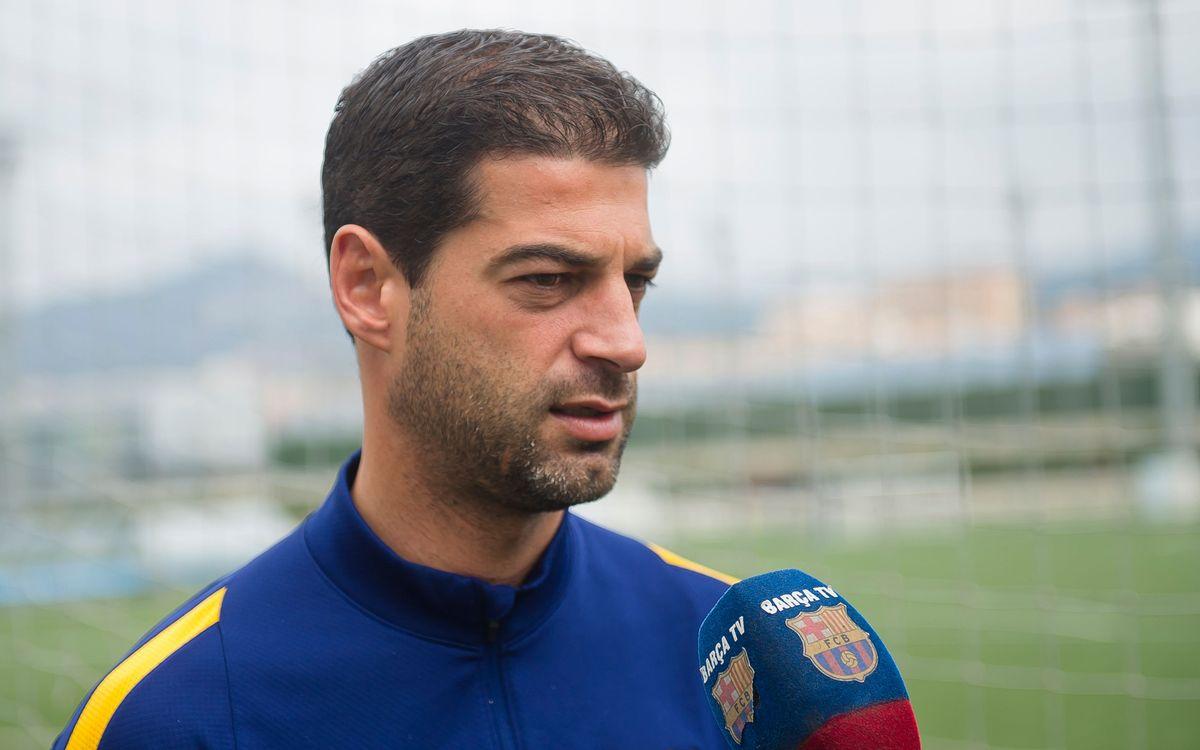 """Gerard López: """"Hem esgotat el nostre marge d'error, hem de tornar a guanyar"""""""