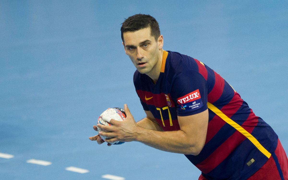 """Kiril Lazarov: """"El nostre objectiu és acabar en primera posició"""""""