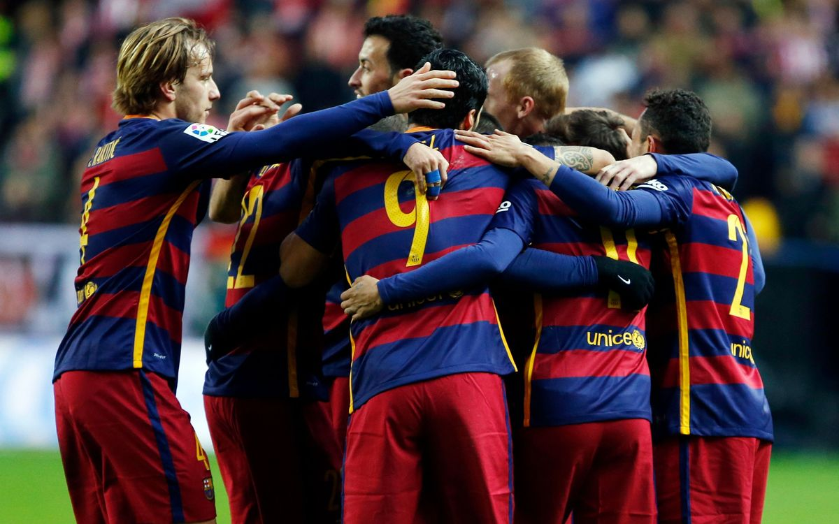 Sporting Gijón v FC Barcelona: A win worth waiting for (1-3)
