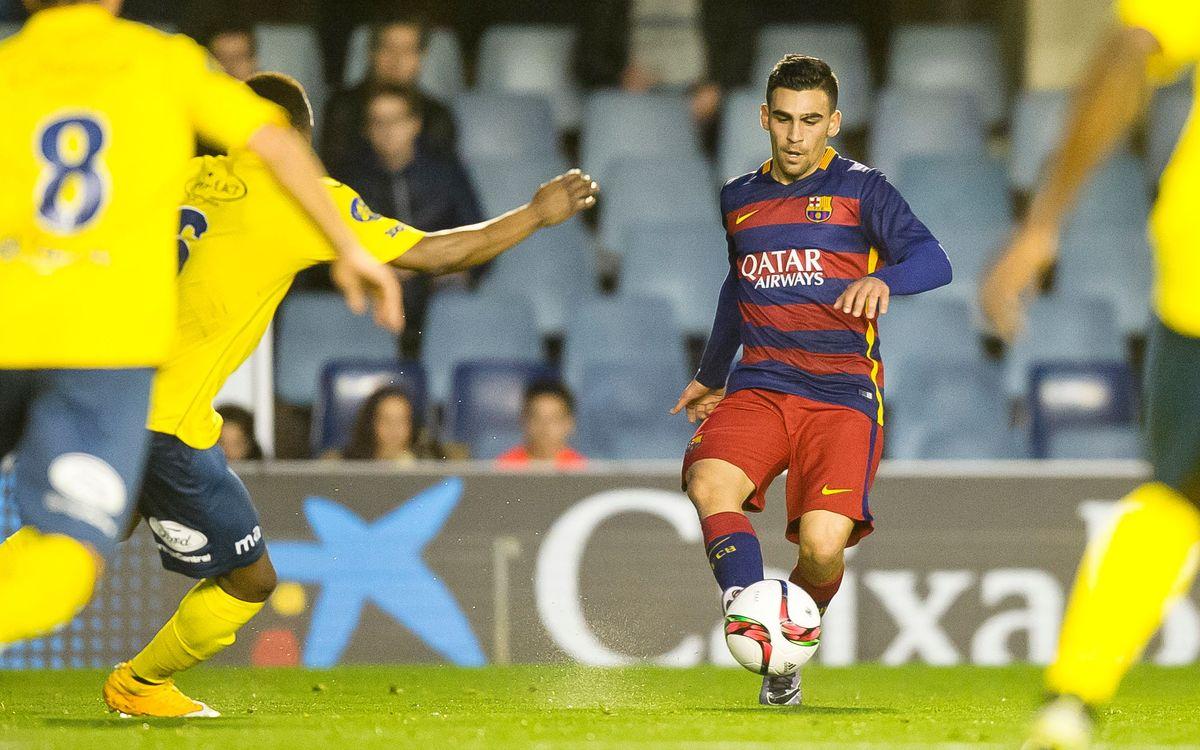 Barça B-Atlético Levante: Seguir la buena línea en el Mini en busca de la sexta consecutiva