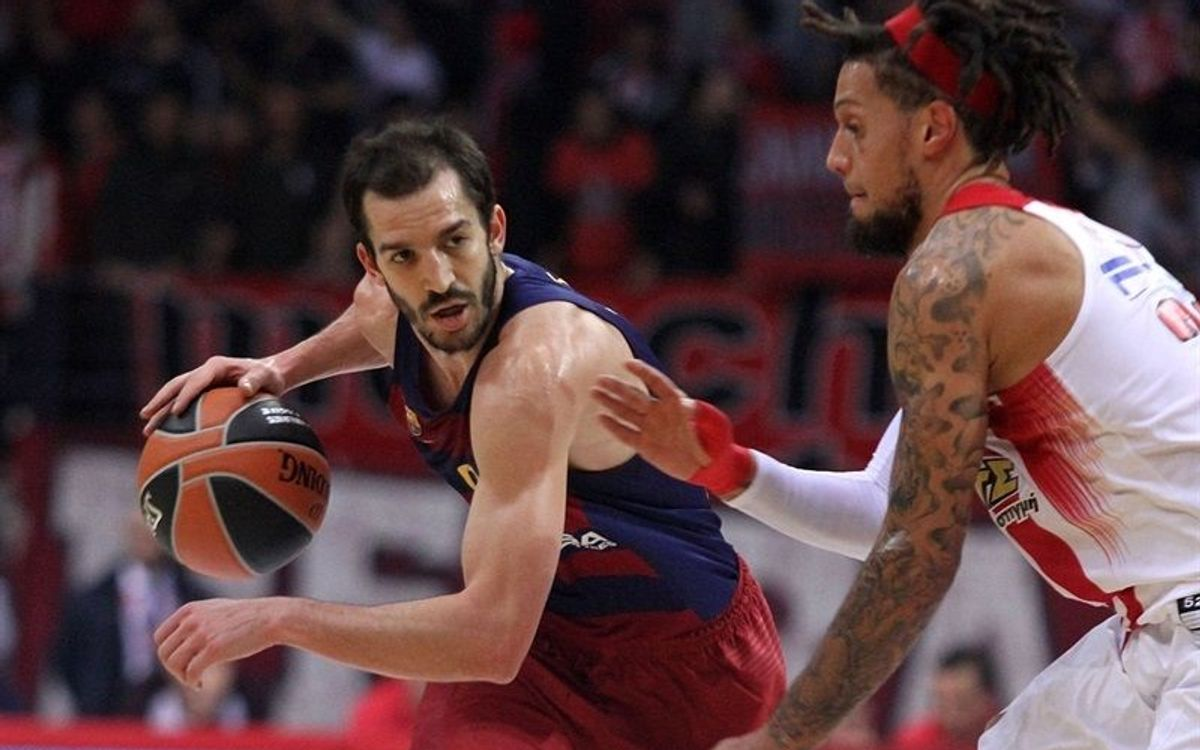 Olympiacos – FC Barcelona Lassa: Defeat in Athens (74-62)