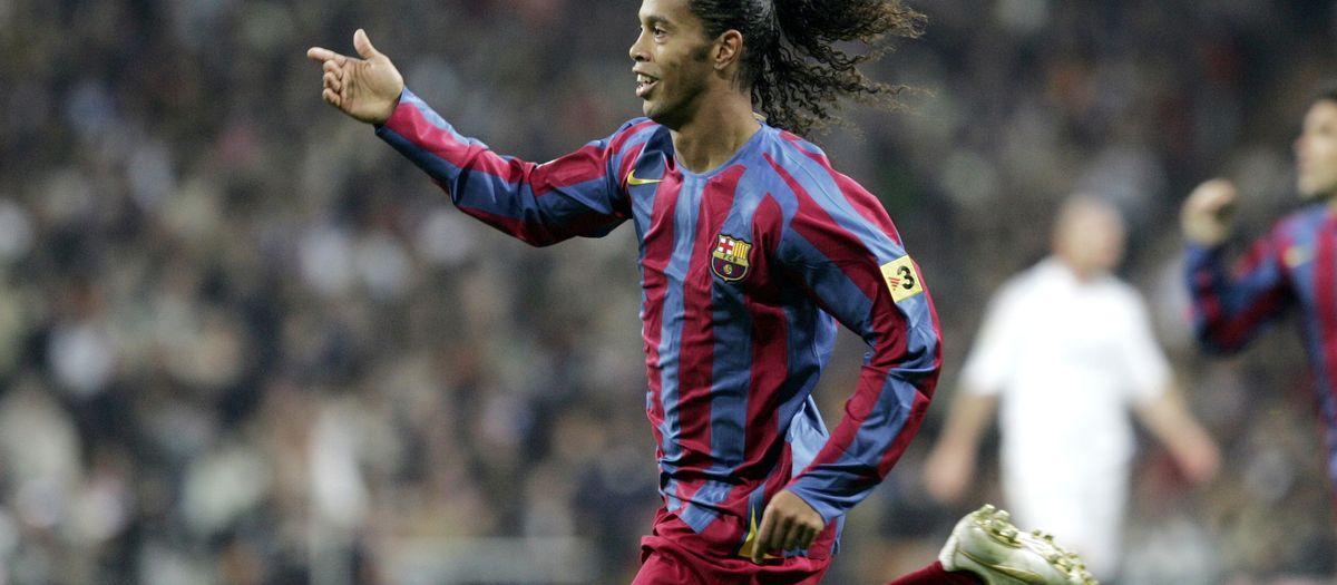 Le best-of de Ronaldinho en vidéo