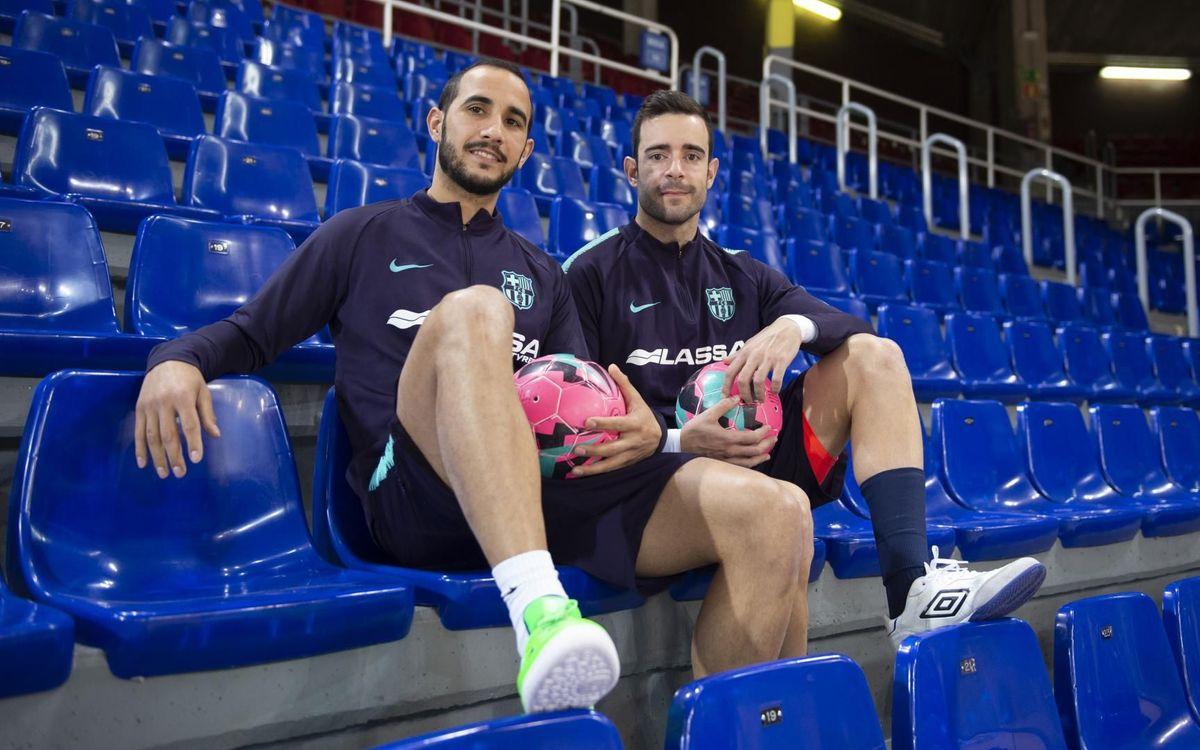 De Jaén a Barcelona amb ganes de repetir Copa