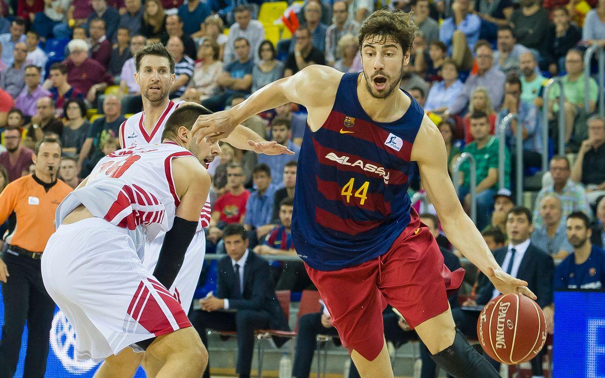 CAI Saragossa – Barça Lassa: Amb ganes de seguir sumant