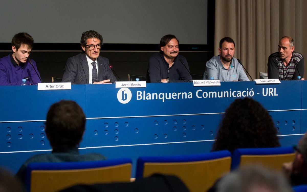 Estrena d''El lado mágico de la fuerza', un homenatge a l'exblaugrana Toni García