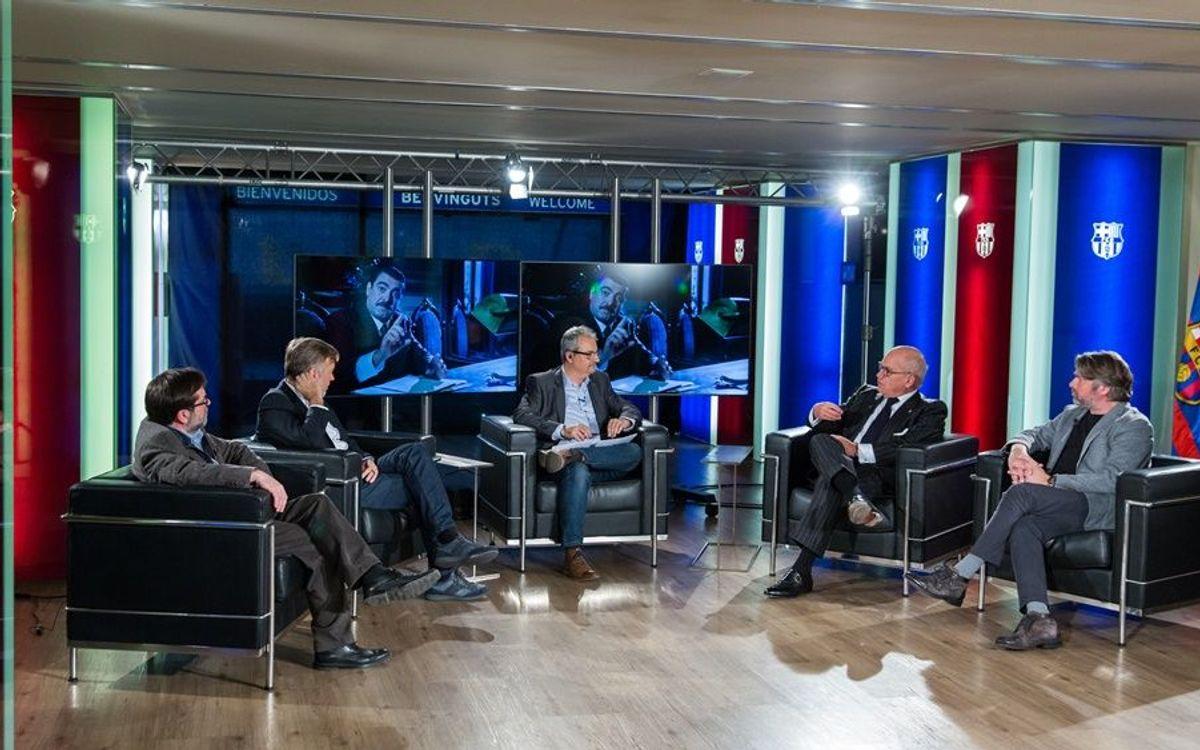 Barça TV emet aquest dimecres a la nit 'Josep Suñol: un crit valent'