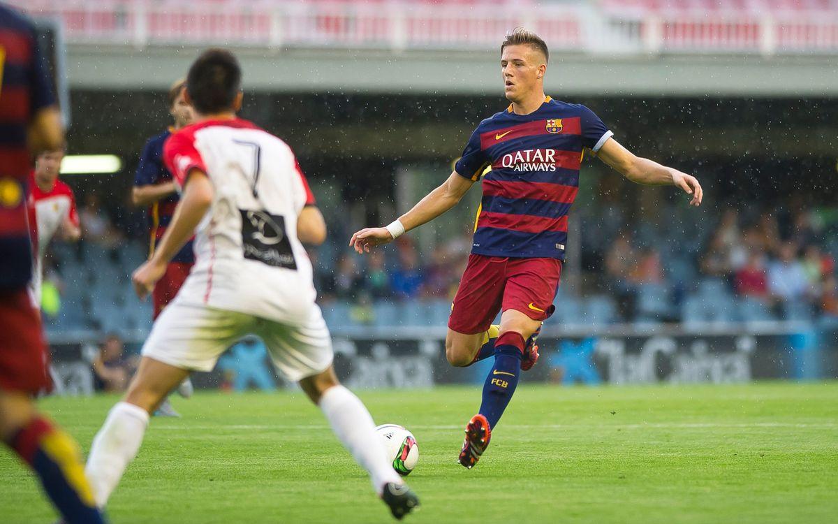 CE l'Hospitalet - Barça B: I si cau la tercera victòria consecutiva?