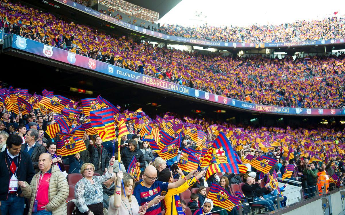 El FC Barcelona y los Mossos acuerdan medidas extraordinarias de seguridad para el partido de Champions