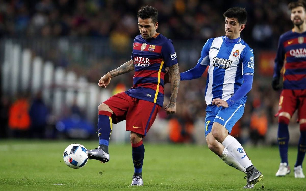 Comunicado del FC Barcelona sobre Dani Alves