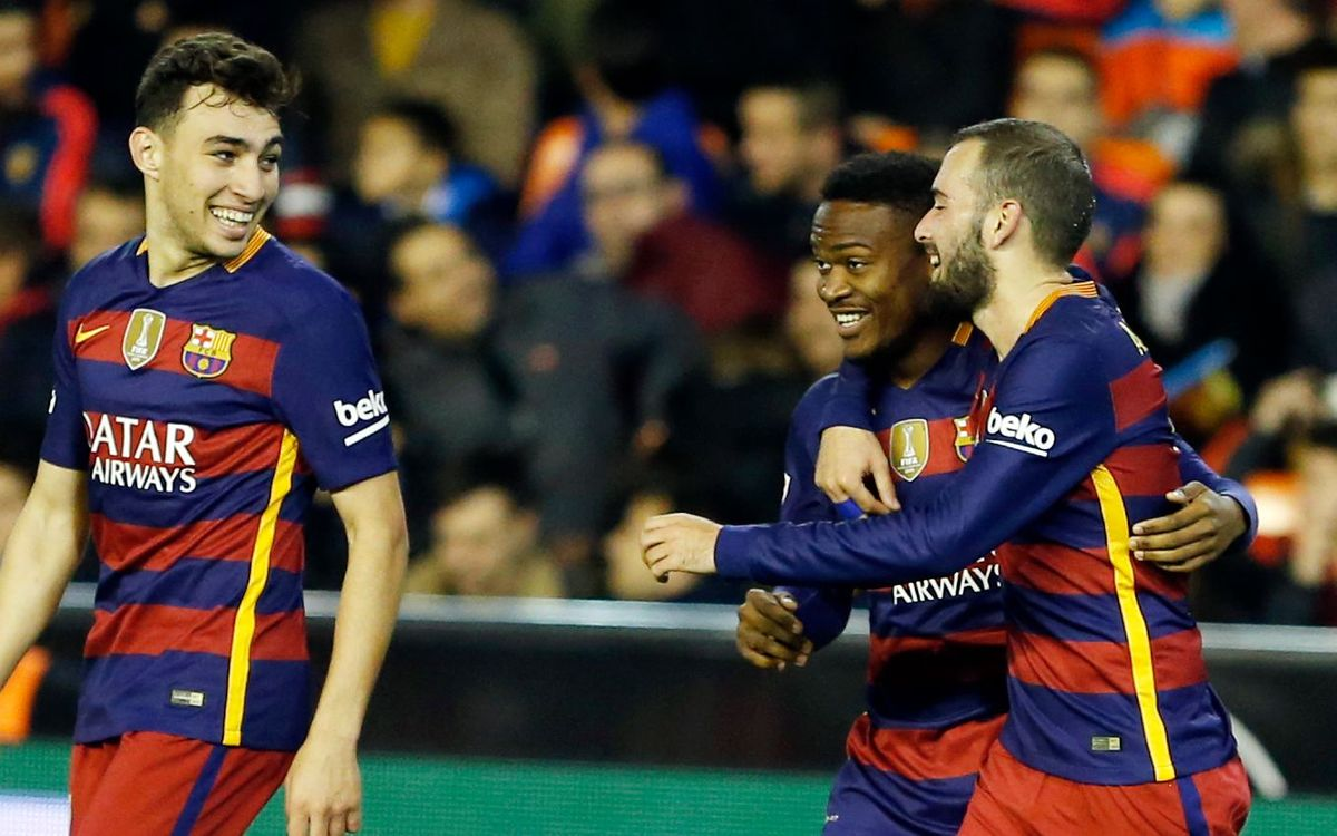 Valencia CF v FC Barcelona: Record broken and into the Copa del Rey final! (1-1)