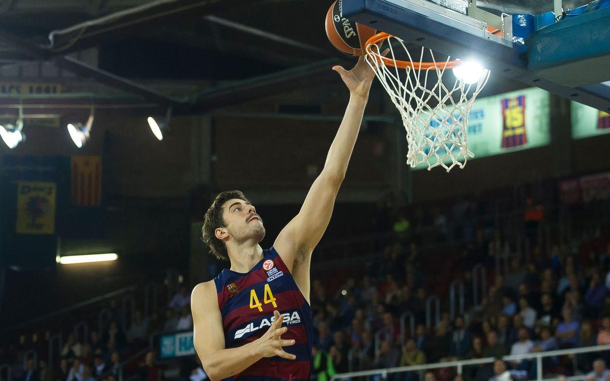 FC Barcelona Lassa - Obradoiro: El enésimo cambio de chip