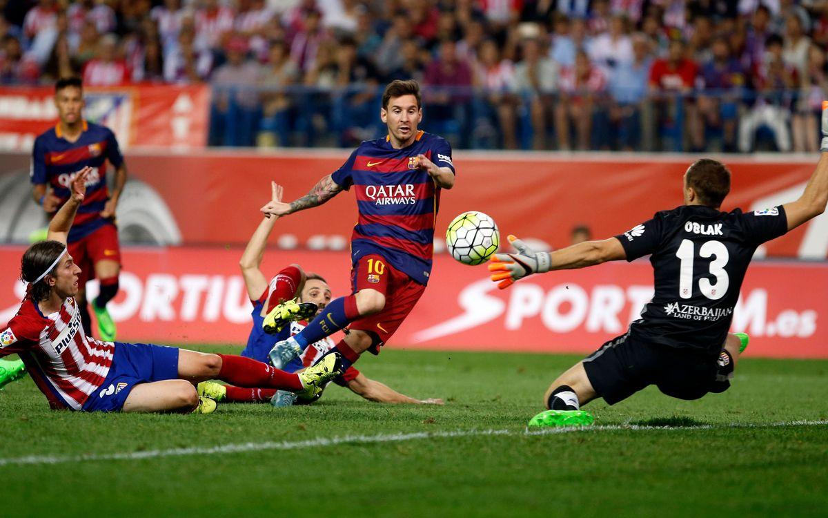 El 'Sabías que' del FC Barcelona - Atlético de Madrid