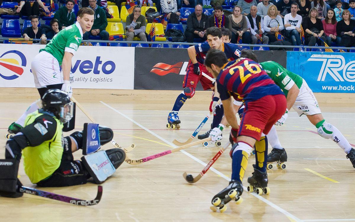 FC Barcelona Lassa - HC Liceo: Volen començar amb bon peu els quarts de final