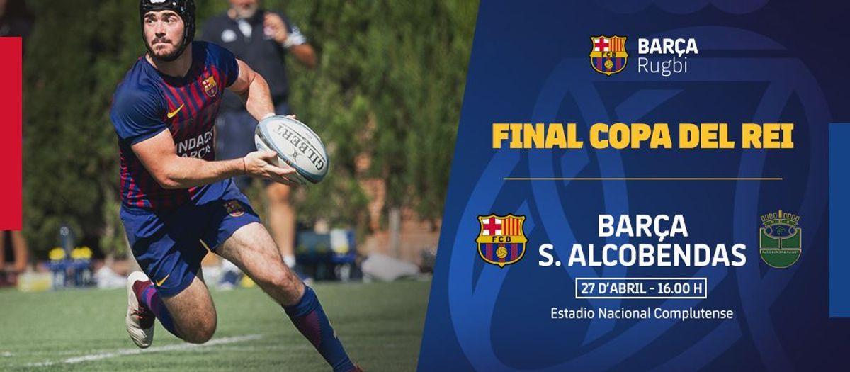 Ya a la venta las entradas para la final de la Copa del Rey de rugby
