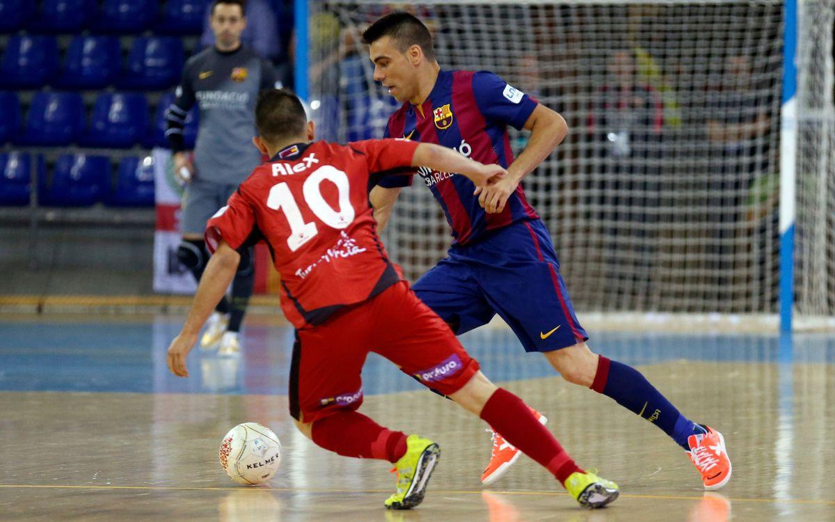 ElPozo Murcia – FC Barcelona Lassa: Ganas de final
