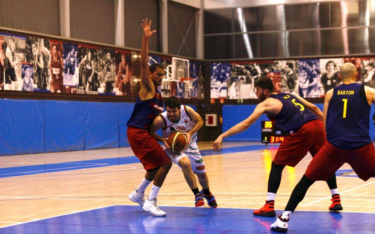 FC Barcelona Lassa B – Palma Air Europa: Se escapa en el último minuto (70-73)