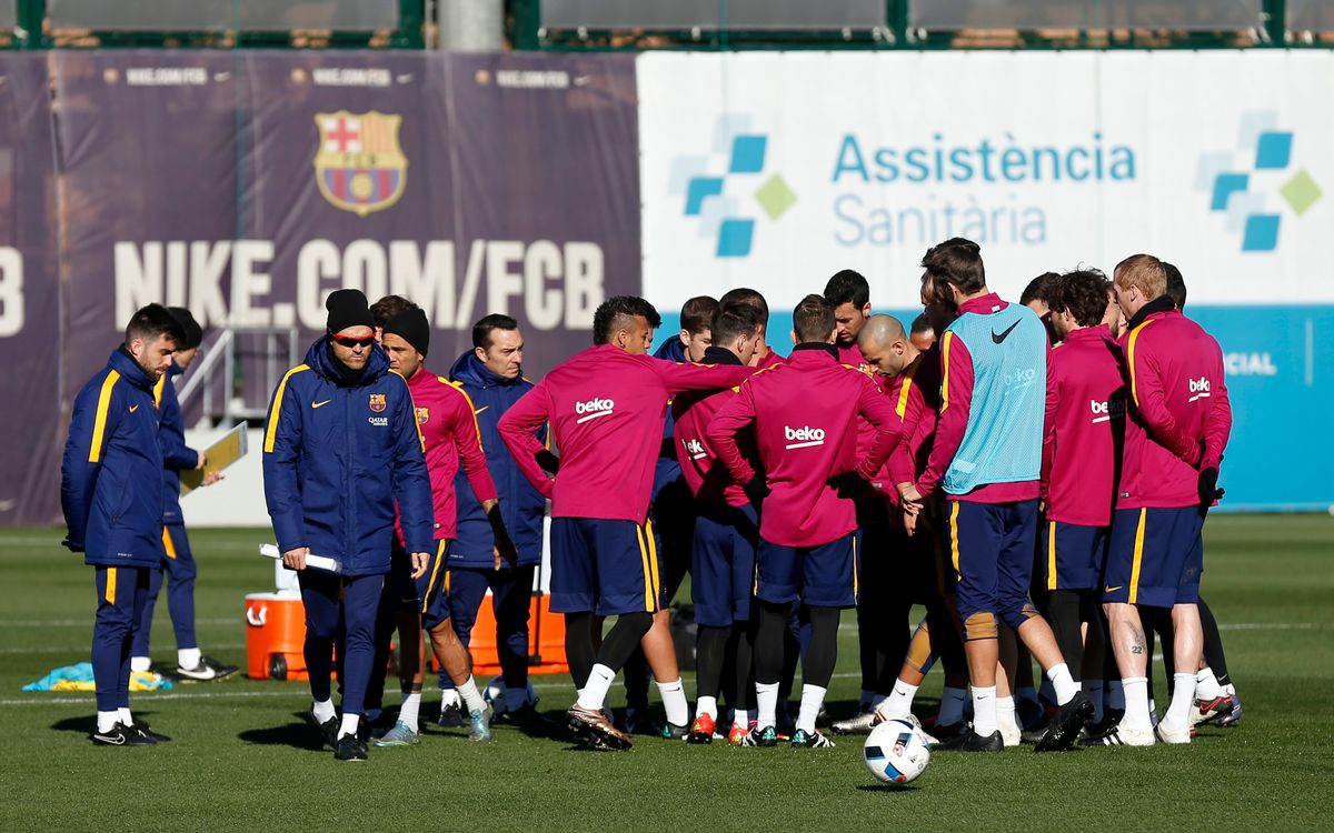 Squad announced for Copa del Rey second leg against RCD Espanyol