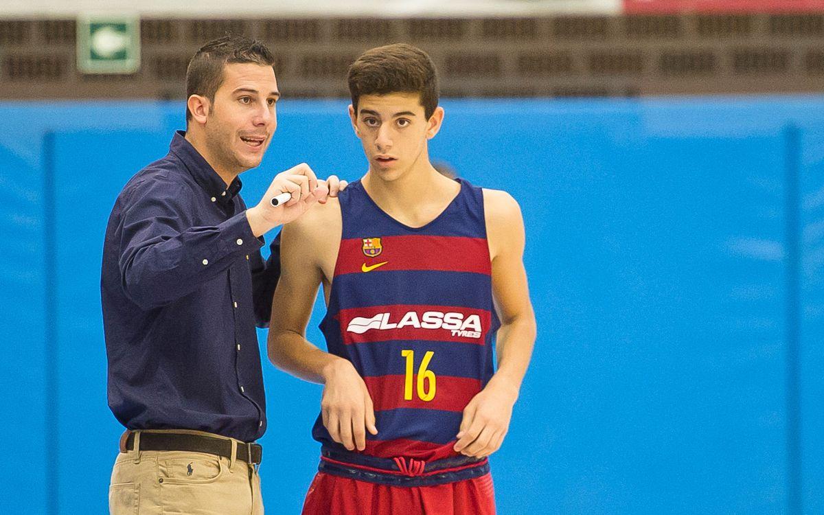 El repaso a la actualidad del baloncesto formativo azulgrana (semana 9)