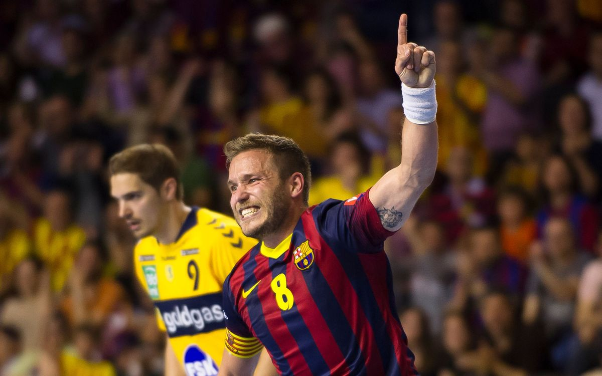 Barça Lassa – Rhein Neckar Lowen: El gran partit de l'any