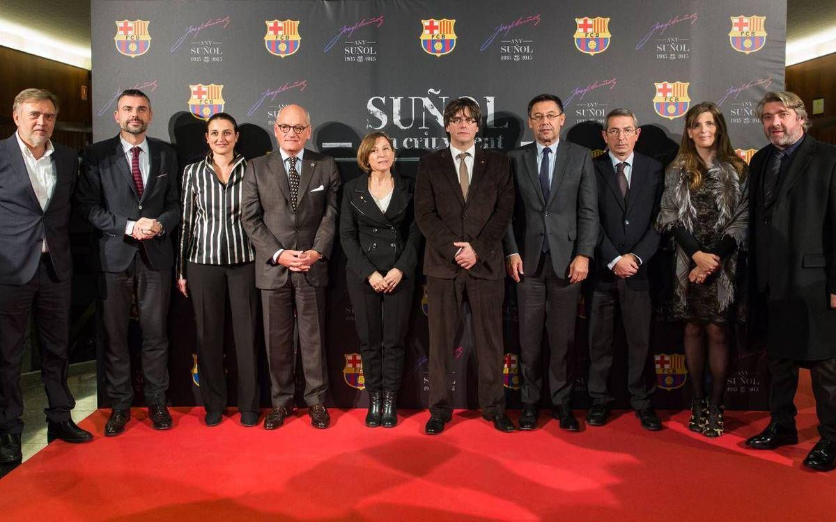 Estrena a TV3 del documental 'Josep Suñol: un crit valent'
