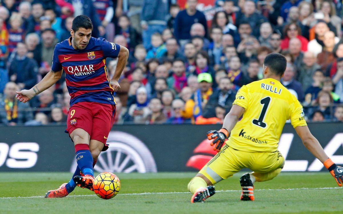 Recurs al TAD per la sanció a Luis Suárez