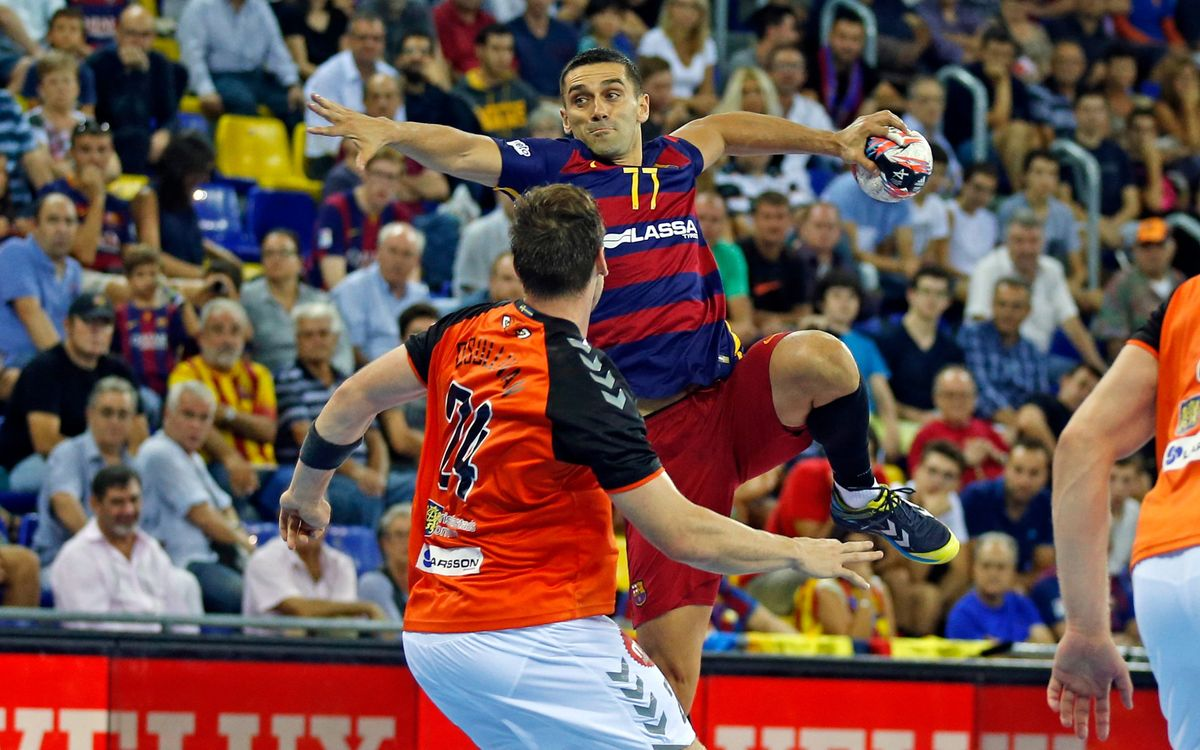 FC Barcelona Lassa closer to quarter-finals with 31–24 win over IFK Kristianstad