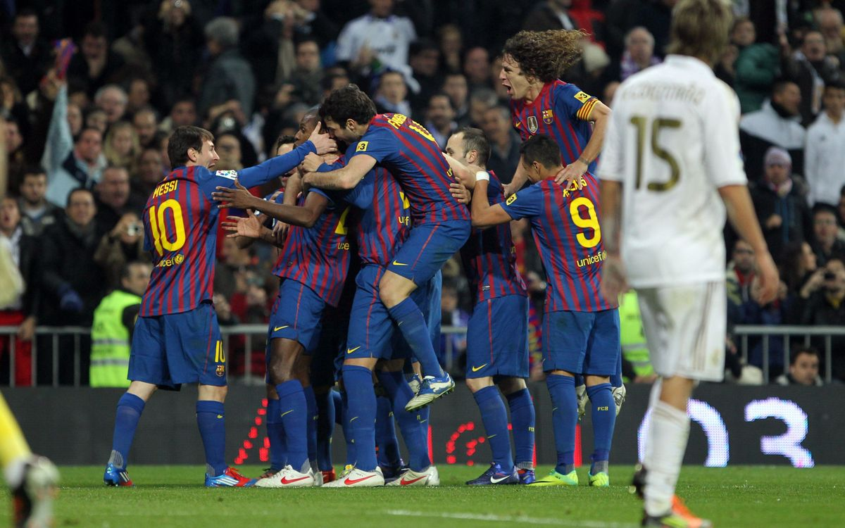 First-leg 2-1 away win in Copa del Rey has always ended well for FC Barcelona