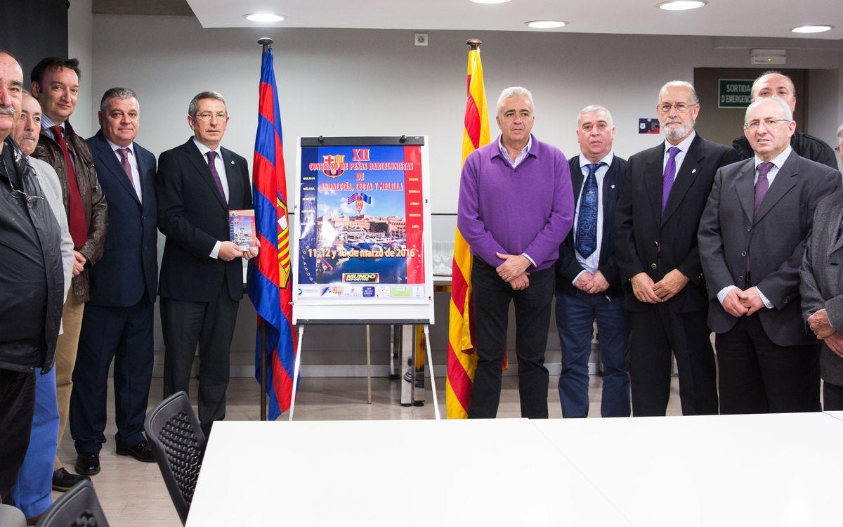 XII Congreso de Peñas Barcelonistas de Andalucía, Ceuta y Melilla