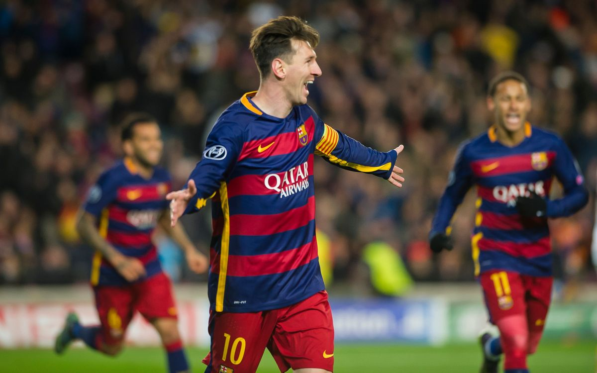 Messi, Neymar Jr, Iniesta y Alves en el once ideal mundial de 'France Football'