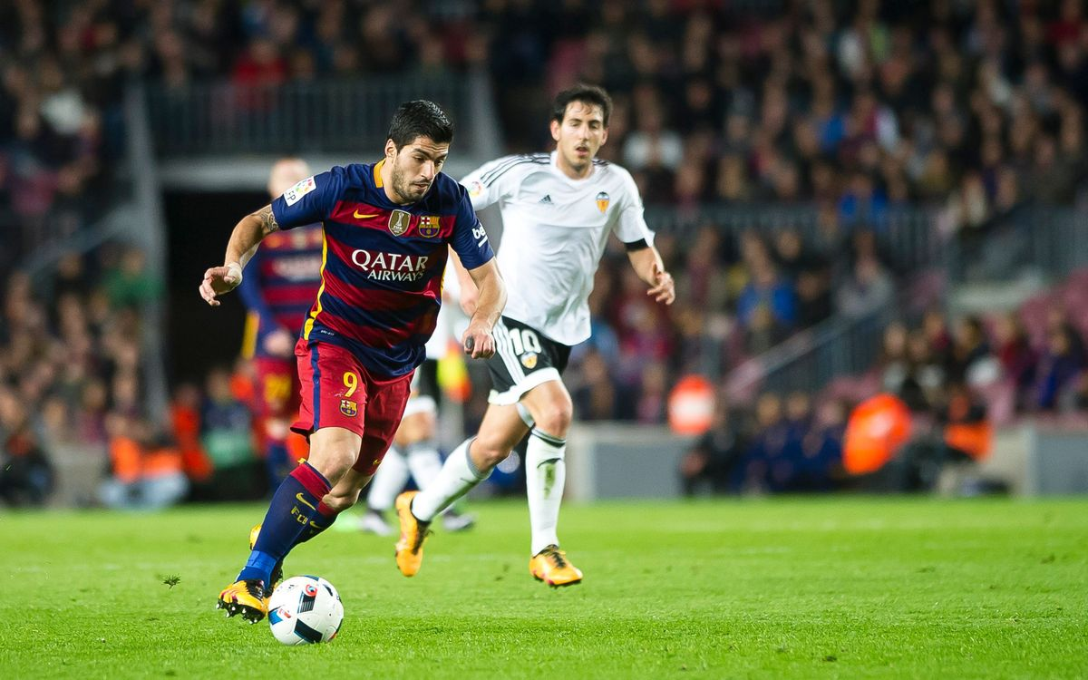 Schedule set for Valencia v FC Barcelona in the Copa del Rey semi-final return leg