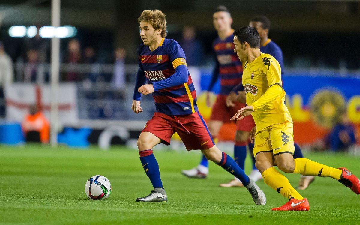 CD Llosetense-Barça B: Partido trampa para volver al camino de la victoria
