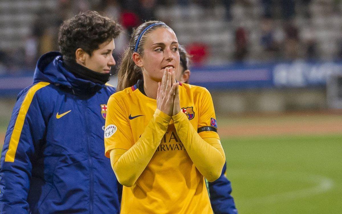 Le FC Barcelone sorti par le PSG en Ligue des Champions féminine