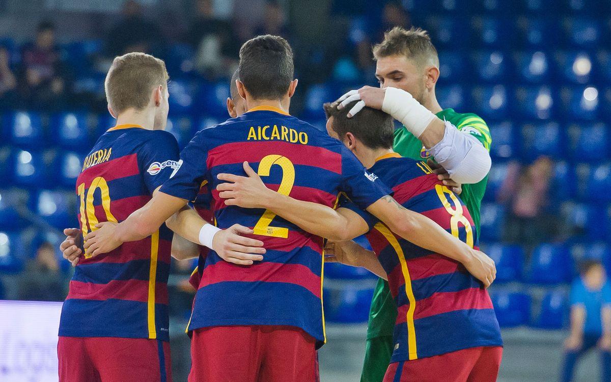 Cifras mágicas para el Barça Lassa