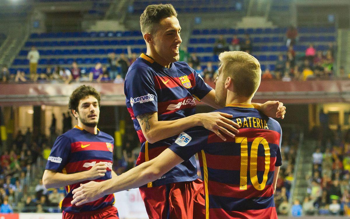 FC Barcelona 7 – Movistar Inter 1: Les conclusions del 7-1