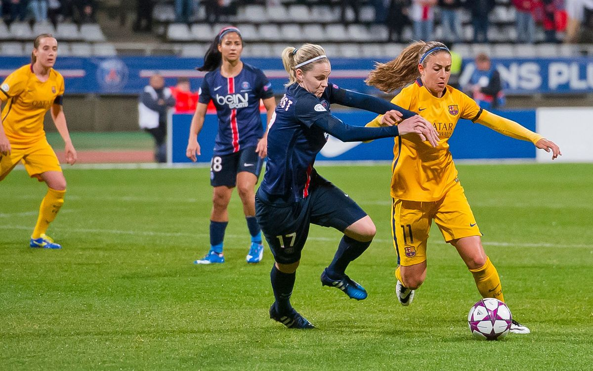 PSG v FC Barcelona Women: Late heartbreak (1-0)