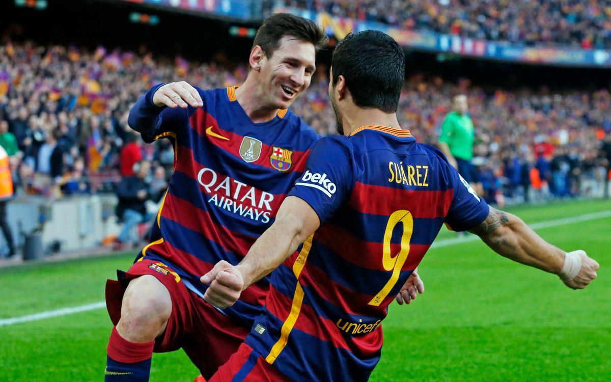 FC Barcelona come back again in 2–1 victory over Atlético de Madrid