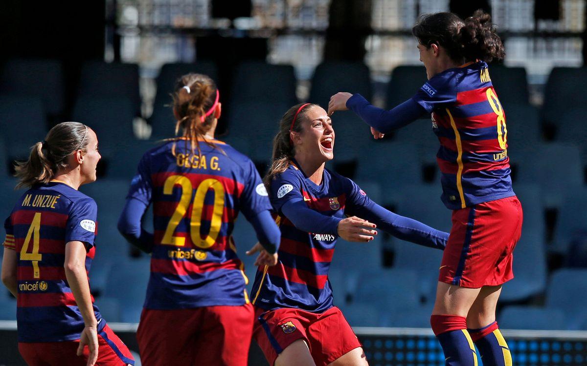 València CF – FC Barcelona Femení: Amb tot en joc