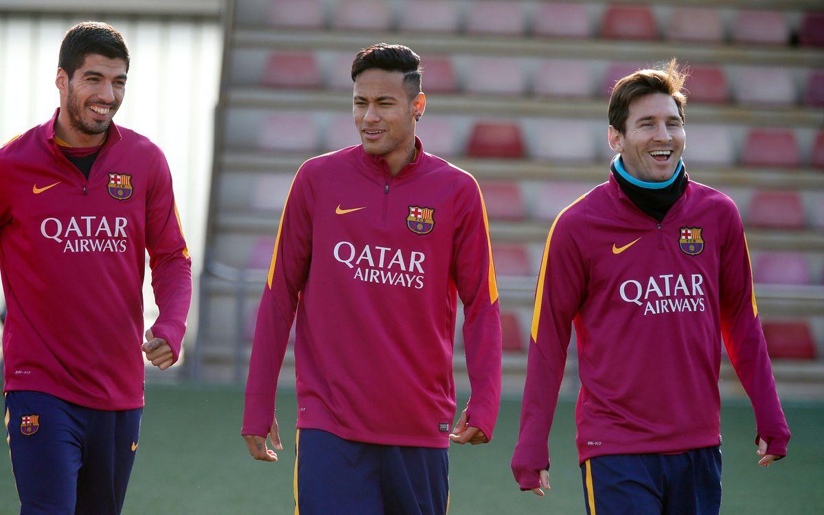 FC Barcelona's 18-man squad for Las Palmas trip