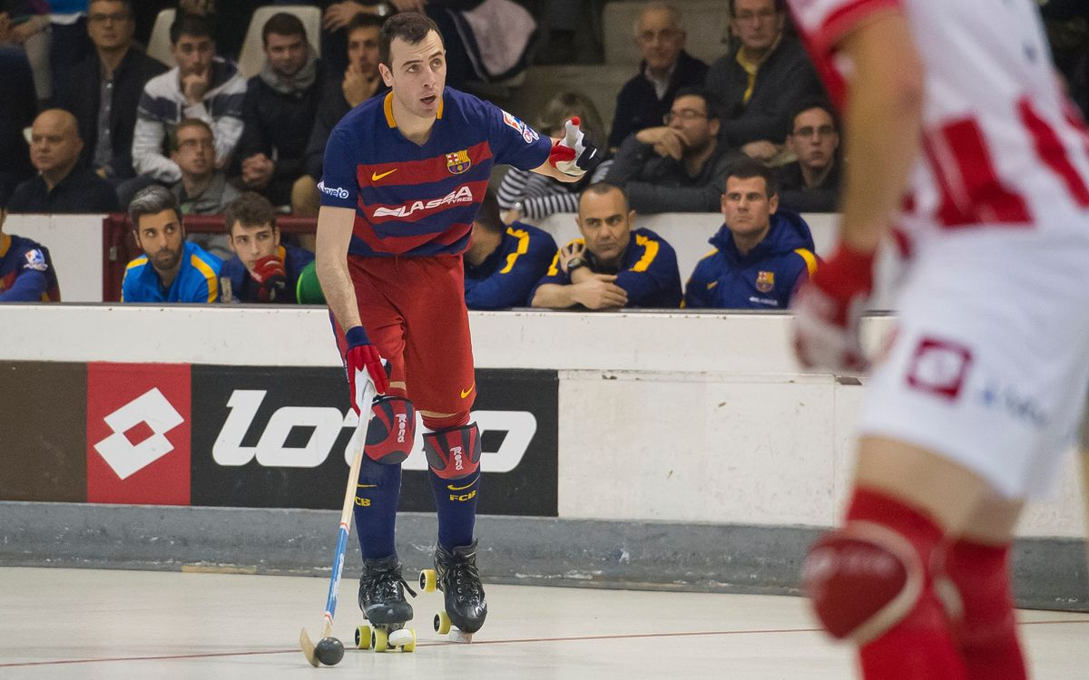 En 2015 terminará con el primer equipo y el Barça B liderando las competiciones